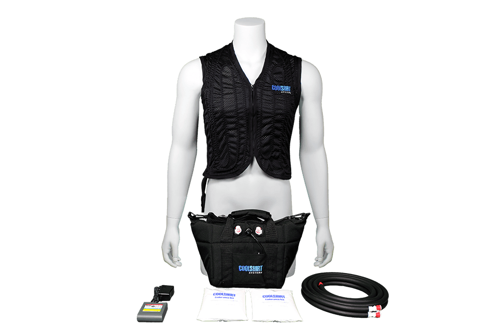 Cool Shirt Systems >> Drag Pack System Complete