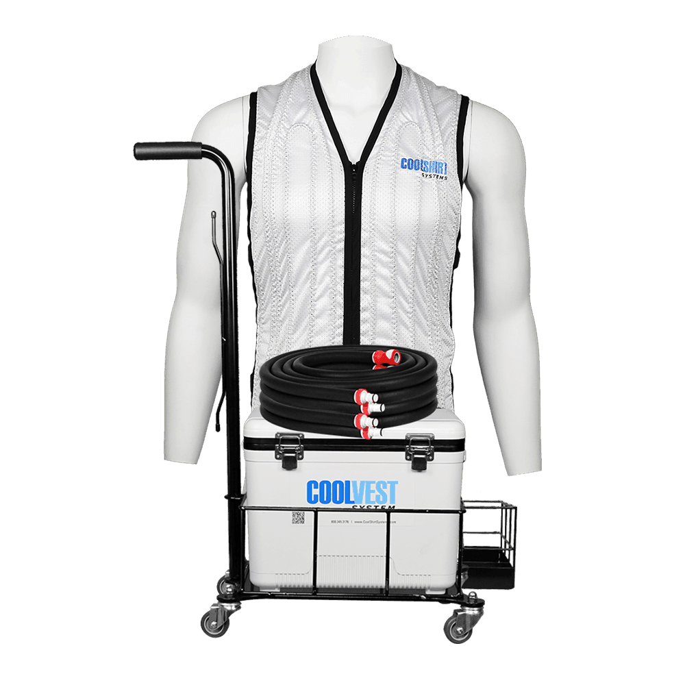 Cool Shirt Systems >> Single Coolvest System Complete